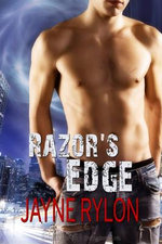 Razor's Edge : Men in Blue - Jayne Rylon