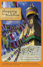 Shopping for Buddhas : An Adventure in Nepal - Jeff Greenwald