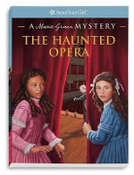 The Haunted Opera : A Marie-Grace Mystery - Sarah Masters Buckey