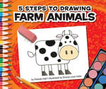 5 Steps to Drawing Farm Animals - Pamela Hall