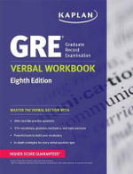 GRE Verbal Workbook - Kaplan
