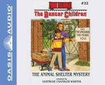 The Animal Shelter Mystery (Library Edition) - Gertrude Chandler Warner
