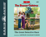 The Great Detective Race (Library Edition) - Gertrude Chandler Warner