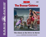 The Ghost at the Drive-In Movie (Library Edition) - Gertrude Chandler Warner