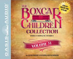 The Boxcar Children Collection, Volume 31 : The Mystery at Skeleton Point, the Tattletale Mystery, the Comic Book Mystery - Gertrude Chandler Warner