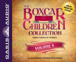 The Boxcar Children Collection Volume 8 (Library Edition) : The Animal Shelter Mystery, the Old Motel Mystery, the Mystery of the Hidden Painting - Gertrude Chandler Warner