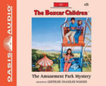 The Amusement Park Mystery (Library Edition) - Gertrude Chandler Warner