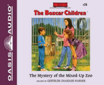 The Mystery of the Mixed-Up Zoo (Library Edition) - Gertrude Chandler Warner