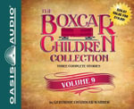 The Boxcar Children Collection Volume 9 (Library Edition) : The Amusement Park Mystery, the Mystery of the Mixed-Up Zoo, the Camp-Out Mystery - Gertrude Chandler Warner