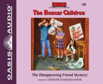 The Disappearing Friend Mystery (Library Edition) - Gertrude Chandler Warner