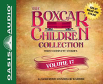 The Boxcar Children Collection Volume 17 (Library Edition) : The Mystery of the Stolen Boxcar, the Mystery in the Cave, the Mystery on the Train - Gertrude Chandler Warner