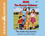The Guide Dog Mystery (Library Edition) : Boxcar Children - Gertrude Chandler Warner