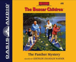 The Panther Mystery (Library Edition) : Boxcar Children - Gertrude Chandler Warner