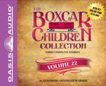 The Boxcar Children Collection Volume 22 (Library Edition) : The Black Pearl Mystery, the Cereal Box Mystery, the Panther Mystery - Gertrude Chandler Warner
