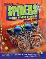 Ripley Twists : Spiders & Scary Creepy Crawlies - Ripley's Believe It or Not!