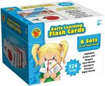 Early Learning Flash Cards : Brighter Child Flash Cards - Carson-Dellosa Publishing