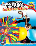 Guinness World Records Outrageous Oddities, Grades 3 - 5 : Guinness World Records - Vicky Shiotsu