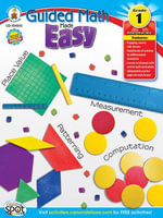 Guided Math Made Easy, Grade 1 - Margaret Burkholder