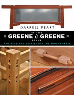 In the Greene & Greene Style : Projects and Details for the Woodworker - Darrell Peart