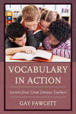 Vocabulary in Action : Lessons from Great Literacy Teachers - Gay Fawcett