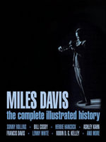 Miles Davis : The Complete Illustrated History