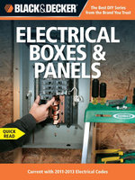 Black & Decker Electrical Boxes : Current with 2011-2013 Electrical Codes - Editors of CPi