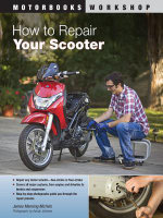 How to Repair Your Scooter - James Manning Michels