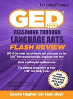 GED Test RLA Flash Review - LearningExpress LLC