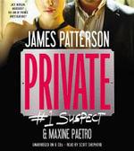 Private : #1 Suspect - James Patterson