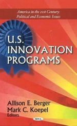U.S. Innovation Programs : Studies in Society: Nature Interactions Across Spa...