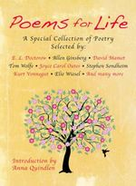 Poems for Life : A Special Collection of Poetry - Mr E L Doctorow
