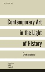 Contemporary Art in the Light of History - Erwin Rosenthal