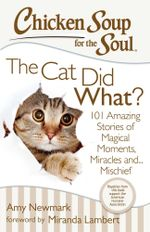 Chicken Soup for the Soul: The Cat Did What? : 101 Amazing Stories of Magical Moments, Miracles, and... Mischief - Amy Newmark