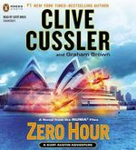 Zero Hour : NUMA Files (Audio) - Clive Cussler
