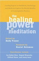 The Healing Power of Meditation : Leading Experts on Buddhism, Psychology, and Medicine Explore the Health Benefits of Contemplative Practice - Andy Fraser