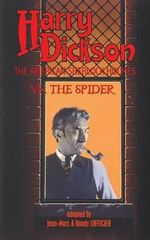 Harry Dickson, the American Sherlock Holmes, vs. the Spider - Harry Dickson