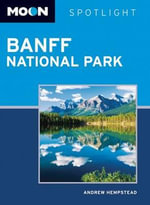 Moon Spotlight Banff National Park : Wisconsin - Andrew Hempstead
