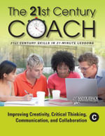 Improving Creativity, Critical Thinking, Communication, and Collaboration-Book C
