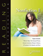 Reading Comprehension Nonfiction : A Story Behind Every Word - Saddleback Educational Publishing