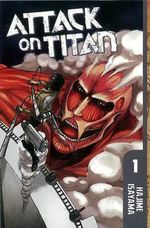 Attack on Titan : Vol. 1 - Hajime Isayama