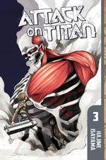 Attack on Titan : Book 3 - Hajime Isayama