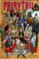 Fairy Tail : v. 6 - Hiro Mashima