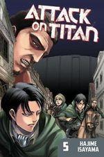 Attack on Titan : Book 5 - Hajime Isayama