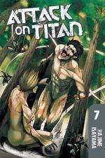 Attack on Titan : Book 7 - Hajime Isayama