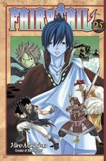 Fairy Tail : Volume 25 - Hiro Mashima