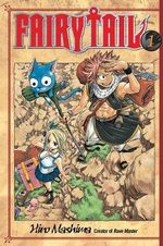 Fairy Tail : Vol. 1 - Hiro Mashima