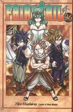 Fairy Tail : Volume 36 - Hiro Mashima