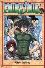 Fairy Tail : Volume 41 - Hiro Mashima