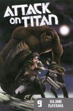 Attack on Titan : Book 9 - Hajime Isayama