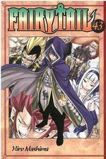 Fairy Tail : Volume 43 - Hiro Mashima